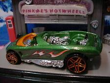 2011 Multi Pack Design Exclusive POCKET BIKESTER∞Green;orange∞Loose∞Hot Wheels∞