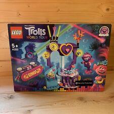 Trolls World Tour Lego 41250 5+