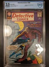 Detective Comics 298 CBCS 2.5 - First Appearance of Silver Age Clayface not CGC