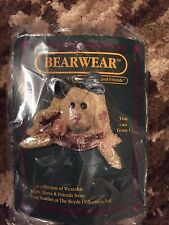 Boyds Bears Retired Ballerina Pin -Margot..Dance, Dance, Dance