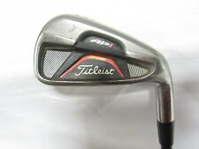 Titleist 712 AP1 single 6 iron - Tour AD 65i Regular flex Graphite Used RH