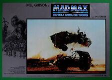 T58 FOTOBUSTA MAD MAX OLTRE LA SFERA DEL TUONO MEL GIBSON MILLER INTERCEPTOR 3