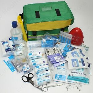 Emergency Response First Aid Kit- EXTRA. Event, EMT, Workplace Haversack