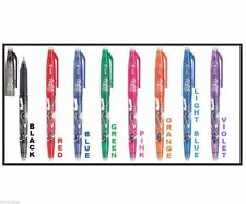 BLACK FRIXION ERASABLE COLOUR PEN 0.7 Frixion Ball - Ballpoint pens Pilot Japan