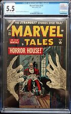 MARVEL TALES #125 CGC 5.5 CR TO OFF WHITE 1954 7 TH BEST COPY,NOT 2 MARKET OFTEN