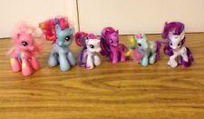 My Little Pony 6 pc Lot