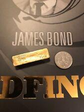 GRANDE CAPO Studios James Bond GOLDFINGER Lunga Oro Bar Loose SCALA 1/6th
