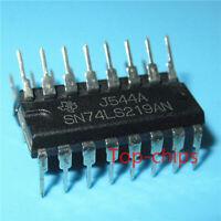 5PCS SN74LS219AN SN74LS219 DIP16 new