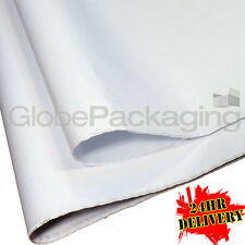 2000 SHEETS OF WHITE ACID FREE TISSUE PAPER 375x500mm