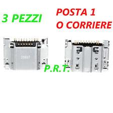 CONNETTORE RICARICA ( 3 pezzi ) MICRO USB PER SAMSUNG GALAXY S3 NEO I9301 9301