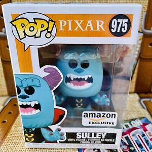 Funko Pop! Disney Pixar Monsters Inc Vampire Sulley Vinyl Figure Amazon Exc.
