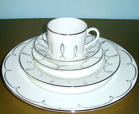 Waterford Lismore Essence 5 Piece Place Setting Dinnerware New In Box