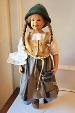 "New ListingGotz Doll by Susi Emier ""Christl"" Germany"