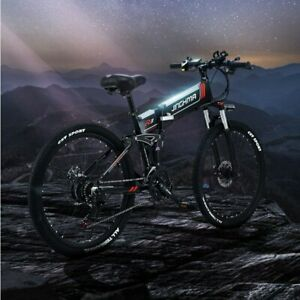 R3 electric bike with power assistance, lithium folding mountain bike with varia