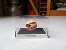 Casque Eddie Lawson JF Créations 1/12 F1 helmet Pilote Moto