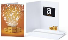 $10 Amazon Gift Card + Greeting Card, Never Expires! Ultra-Fast 1-Day Delivery.