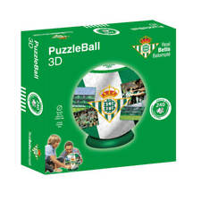 Puzzle Ball 3D Official Real Betis Football Edition 2018 (240 Pieces - 1 Base)