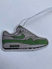 Nike AirMax 1 Green - Car air freshener, Sneakers, Trainers, Ice Scent,