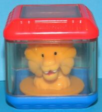 Fisher Price Peek-A-Block w/ Lion Replacement Piece
