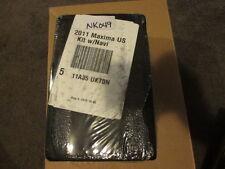 2011 Nissan maxima Owners Manual ( KIT W /NAVI )