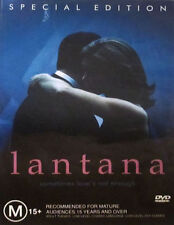 LANTANA (DVD, 2004) SPECIAL EDITION - VGC - KERRY ARMSTRONG, ANTHONY LAPAGLIA