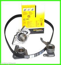 Pompe à eau+kit de courroie de distribution Peugeot 406 HDI