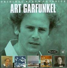 ART GARFUNKEL 5CD NEW Angel Clare/Breakaway/Watermark/Fate For Breakfast/Scissor