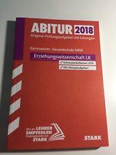 abitur 2018 Erziehungswissenschaften von Stark Neu gekauft aber keinmal benutzt