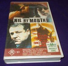 NIL BY MOUTH VHS PAL GARY OLDMAN RAY WINSTONE
