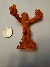 Marvel Super Hero Squad HUMAN TORCH Johnny Storm Fantastic Four from Wave 3