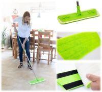 Laminate Mop Flooring Microfibre Duster Cleaner For Wood Static Dust Broom Brush