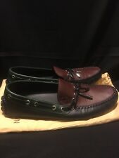 Authentic Louis Vuitton Mens Driving Shoes Size 12