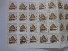40 NH federated states of MICRONESIA 5c Mens House Yap stamps