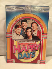 Happy Days The Complete First Season All Sixteen Episodes 3-Disc DVD Set Opened
