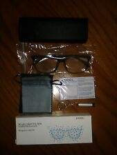 NEW ANRRI #1 Blue Light Blocking Glasses For Computer, TV, CELL PHONES, 90% PLUS