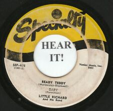 LITTLE RICHARD EP (Specialty 401) Ready Teddy/Baby/Slippin' And Slidin'/Oh Why?