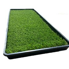 Puppy Training Mat/Tray with Astro Turf DOG FRIENDLY