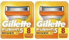 Gillette Fusion5 Power Rasierklingen 2x 8er Pack 16 Stück Neu
