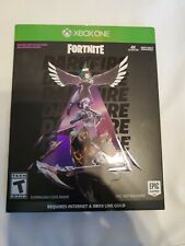 Fortnite: Darkfire Bundle Xbox One (case & slipcover) NO GAME or CODE - MINT