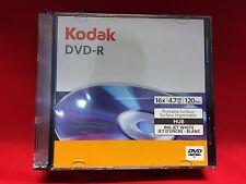 KODAK DVD-R  DVD 16X 4.7GB 120MIN