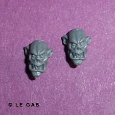 BCV-GL26 WARHAMMER VAMPIRES COUNTS CRYPT GHOULS GOULES TETES A