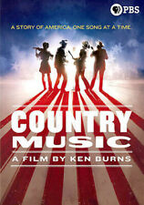 Ken Burns: Country Music [New DVD] Boxed Set