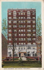 Postcard Hotel Suburban East Orange Nj
