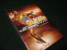 Billy Blanks GET CELEBRITY FIT CARDIO DVD TAE BO taebo workout sculpted BRAN NEW