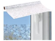 """3D-Sichtschutz-Folie """"Kiesel"""", statisch haftend, 40x200 cm Fensterfolie"""