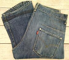Levis Engineered Blue Jeans Twisted Leg W30 L34