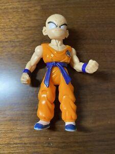 """Dragon Ball Z Saiyan Saga Krillin 4"""" action figure Irwin 2000"""