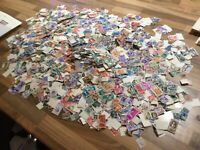 Italy stamps vintage 1800s onward 1000 per lot
