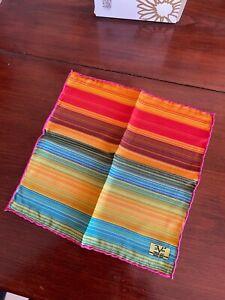 VERSACE 1969 Abbigliamento Sportivo SRL Milano handkerchief / pocket square