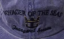"Vintage 90'S ""Voyager Cruise"" Hat - Pre-Owned - Blue - Unisex - Adjustable"